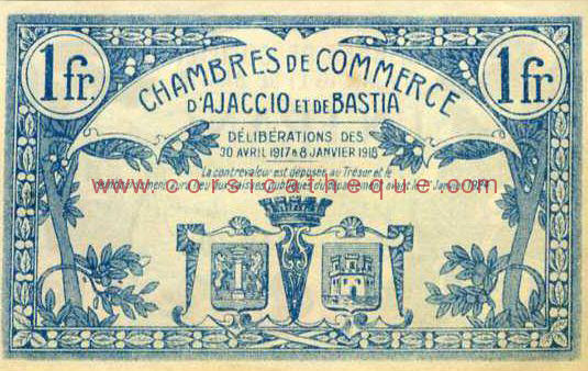 Billet des chambres de commerce d 39 ajaccio et de bastia un for Chambre de commerce ajaccio