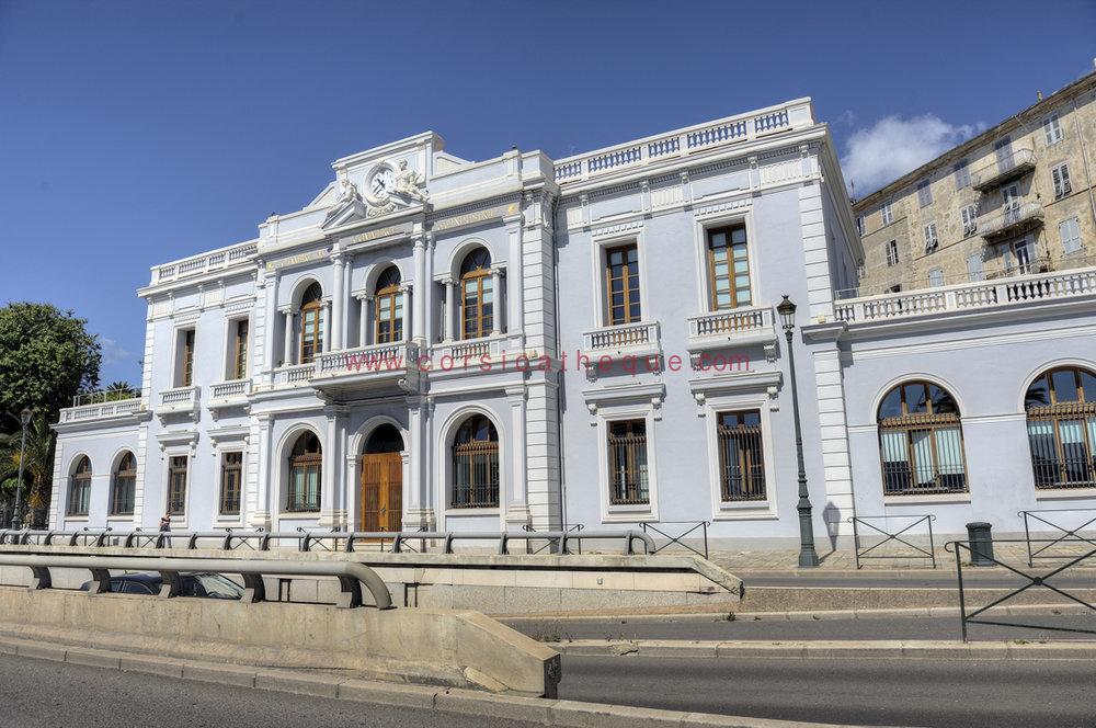 Bastia ses rues et maisons 1 la corse du littoral for Chambre de commerce ci