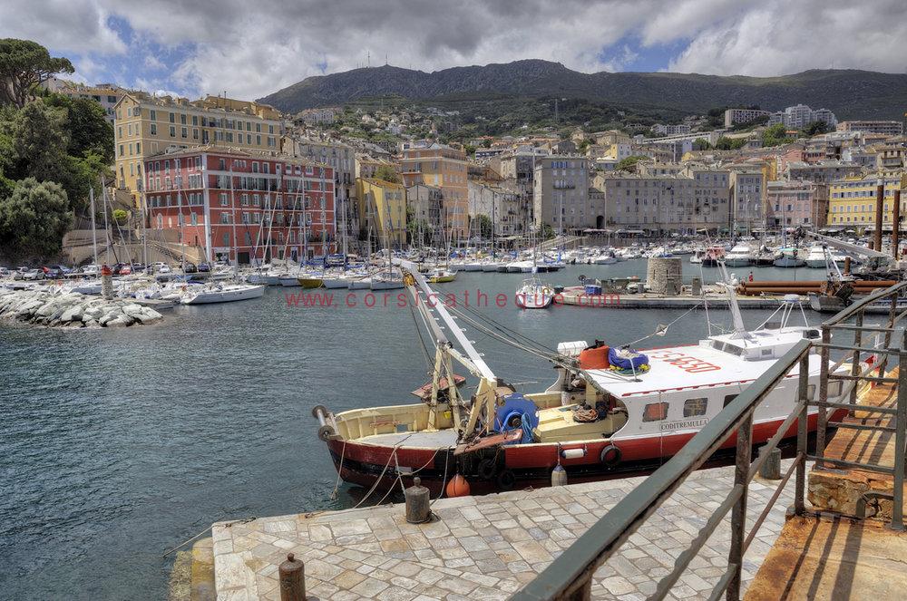 Vieux port de bastia 2 la corse du littoral - Vieux port bastia ...